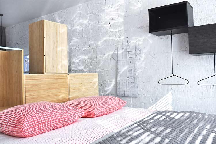 Appartement Coen heerlijk slapen in luxe boxspring