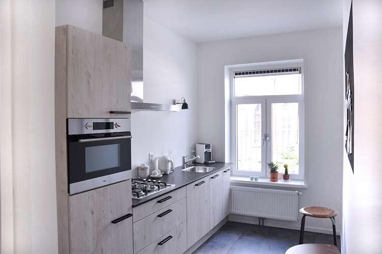 Appartement-Coen-keuken
