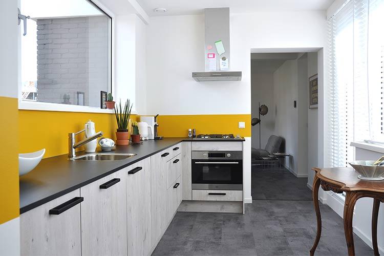 Appartement Frits keuken