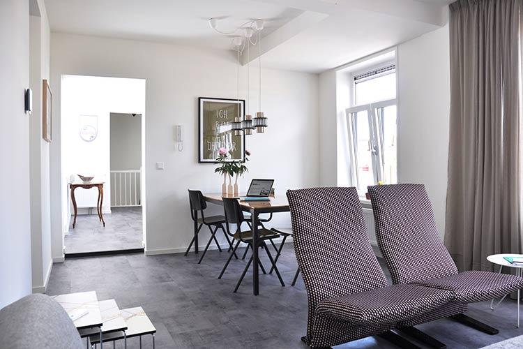 Appartement Frits ruim en comfortabel