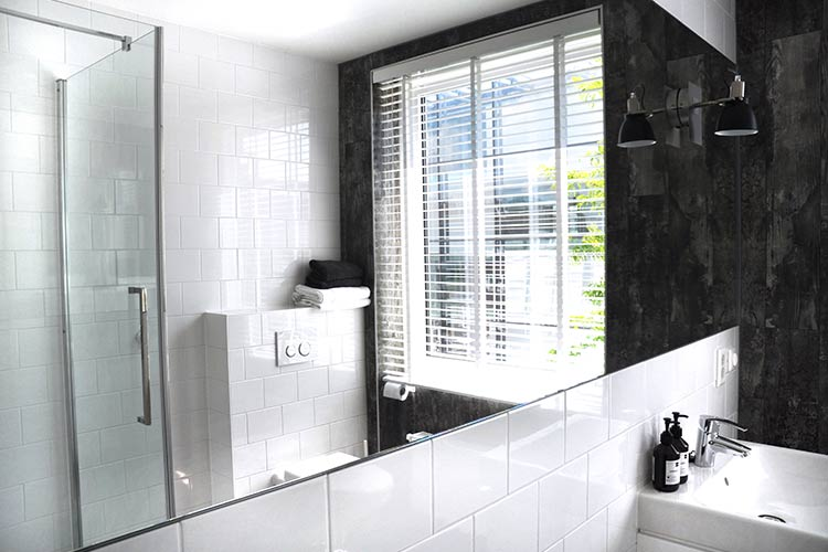 Appartement Piet badkamer