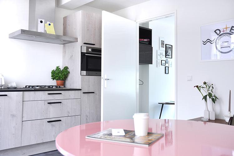 Appartement Piet keuken