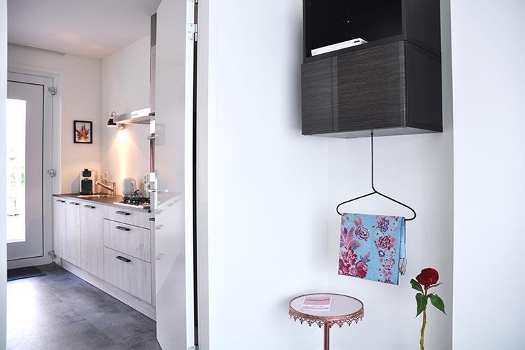 Appartement Theo keuken